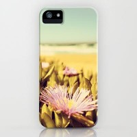 Beachflowers iPhone Case by pascal | Society6