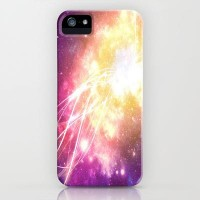 Burst iPhone Case by Veronica Ventress | Society6