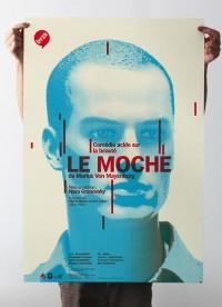 Les produits de l'épicerie / design graphique / Le moche /Cie BVZK / Nora Granovsky