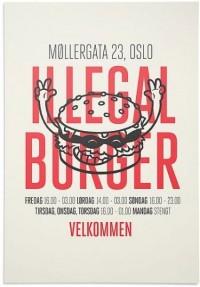 Illegal Burger | SerialThriller™