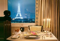 Hotels with a Jaw-Dropping View: Eiffel Tower, Paris - Bing Travel