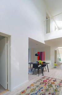 Old Shipping Containers Transformed into a House