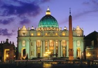 Spectacular Cathedrals and Churches: St. Peter's Basilica (Rome) - Bing Travel