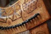 Early Irish Harp 2 by ~EremisART