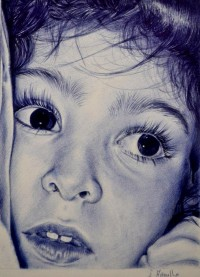 Ball Point Pen Art Group