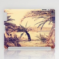 Palmtreesbeach iPad Case by pascal | Society6