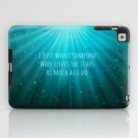 Stars iPad Case by Veronica Ventress | Society6