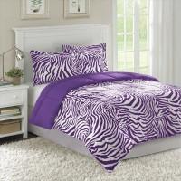 Teenage Girls Needs for Purple Bedroom | Home with Design