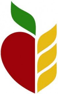 Logo sample apple joined with other image