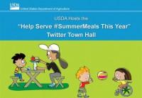 #SummerMeals Twitter Town Hall - Friday, April 12 @ 3:00 pm EST - lpadgett@cps.edu - Chicago Public Schools Mail