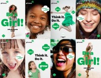 Brand New: This is not your Mom's Girl Scouts
