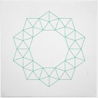 #236 Nova – A new minimal geometric composition each day — Designspiration