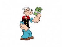 Popeye - Temel Reis Vector Logo - LOGO DESIGN ELEMENTS - Cartoon : LogoWik.com