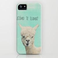 ¿Cómo Te Llama? iPhone Case by M?nika Strigel | Society6