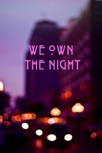 We Own The Night Art Print by Ann B. | Society6