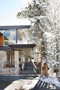 Aspen Red Mountain Residence by Charles Cunniffe Architects | inspirationfeed.com
