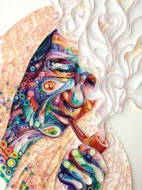 Superb Craftsmanship: Paper Artwork by Yulia Brodskaya | inspirationfeed.com