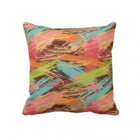 Abstract 1 pillows from Zazzle.com on Wanelo