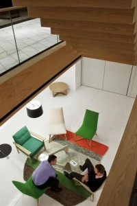 Woods Bagot - Westfield's new workplace: A powerful catalyst for organisational change