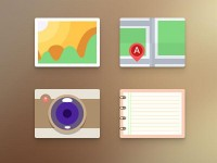 Beautiful Examples of Flat Icons Design - Designmodo