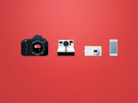 Cameras by Fraser Davidson