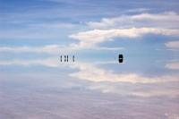 Fancy - Uyuni Salt Lake @ Salar de Uyuni, Bolivia