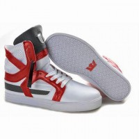 supra skytop 2 white red black online sale for men