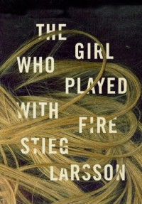 The Book Cover Archive: The Girl Who Played with Fire, design by Peter Mendelsund