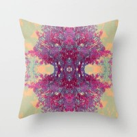 Ashby Throw Pillow by Nina May | Society6