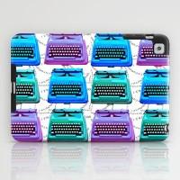 Typing 101 iPad Case by Nina May | Society6