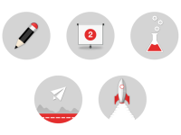 Icon Set by Graph Concepts
