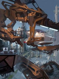 Concept Art World » Scott Robertson