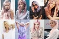 Pastellfarget hår (marteenora)