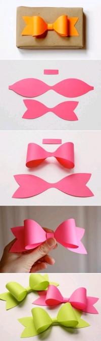 DIY Modular Gift Bow DIY Projects | UsefulDIY.com