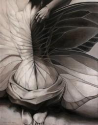 "Saatchi Online Artist: Doris Tesárková Oplová; Oil, 2012, Painting ""Unexpected Change"""