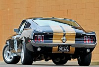1968 Ford Mustang GT Fastback by ~Vertualissimo