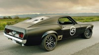 1969 Ford Mustang Sportsroof The Harbinger by ~Vertualissimo