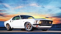 1969 Ford Mustang Anvil by ~Vertualissimo