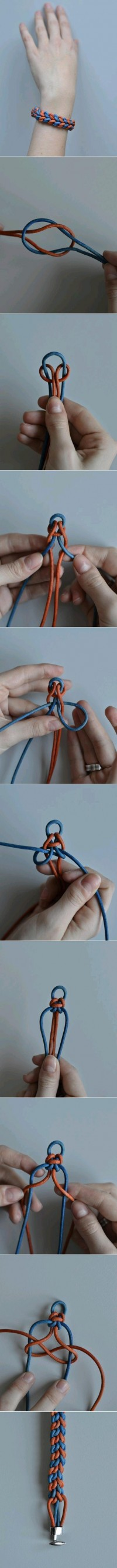 DIY Handmade Bracelet DIY Projects | UsefulDIY.com