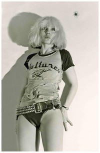 Perr-M, My Art/Music/Finds - flommus: cartoonsexy: Debbie Harry.