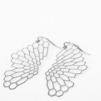 radiolaria earrings | earrings | greybird