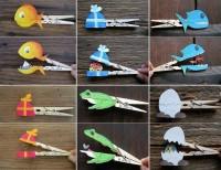 DIY Clothespin Crafts DIY Projects | UsefulDIY.com