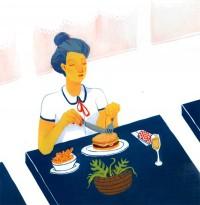 Jeannie Phan - Freelance Illustrator - Toronto Canada - Editorial
