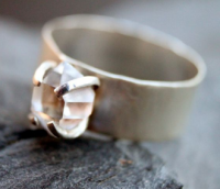 Herkimer Band Ring Uncovet