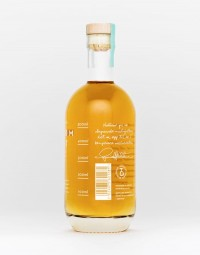 Hellstrøm Aquavit - The Dieline -