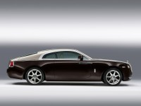 Rolls-Royce Wraith - Car Body Design