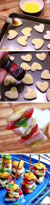 Caprese Skewers Food Pix | Recipe by Picture