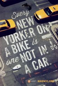Bike Like a New Yorker | Feel Desain