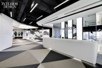 Race to the Top: Adidas Wins Big at Shanghai HQ by PDM International | Interior Design