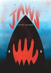 JAWS Art Print by Wharton | Society6